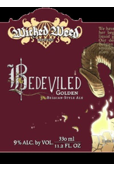 Wicked Weed Bedeviled Golden