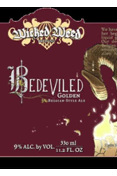Wicked Weed Brewing Bedeviled Golden
