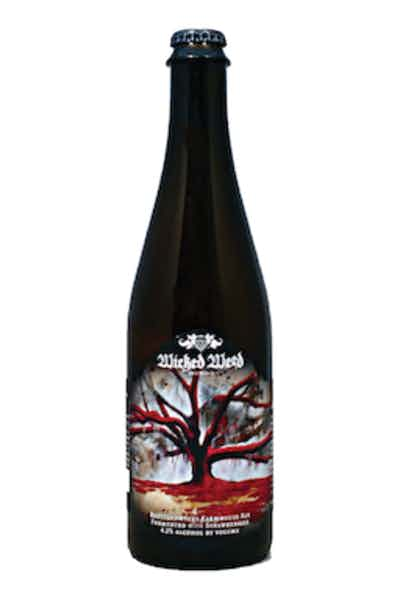 Wicked Weed Brewing Bombadile Strawberry