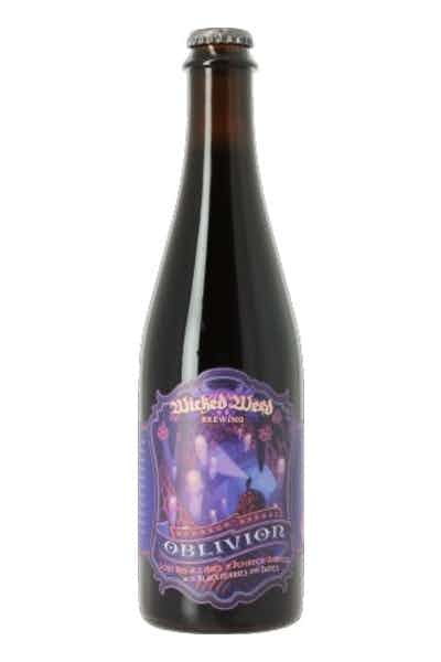 Wicked Weed Brewing Bourbon Barrel Oblivion
