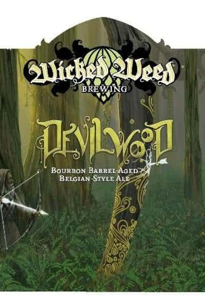 Wicked Weed Brewing Devilwood