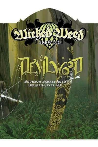 Wicked Weed Brewing Devilwood