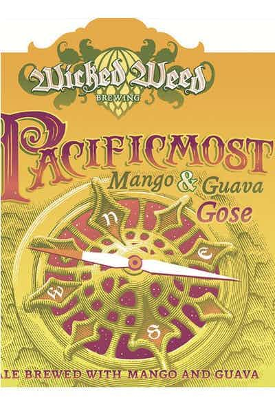 Wicked Weed Brewing Pacificmost Gose
