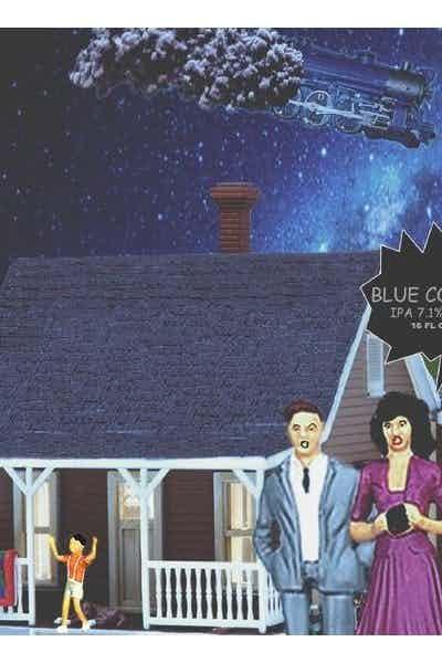 Widowmaker Brewing Blue Comet