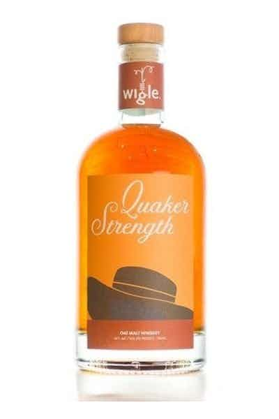 Wigle Quaker Strength Whiskey