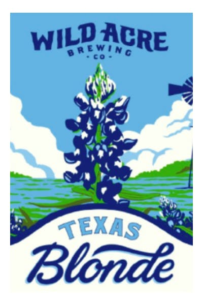 Wild Acre Texas Blonde Ale