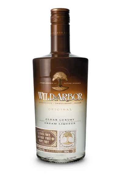 Wild Arbor Clear Cream Liqueur