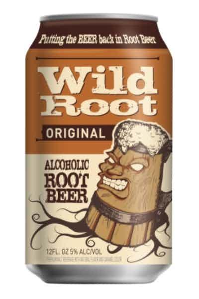 Wild Root Alcoholic Root Beer