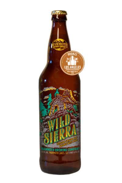 Wild Sierra Mountain Farmhouse Ale