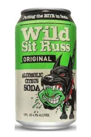 Wild Sit Russ Alcoholic Citrus Soda