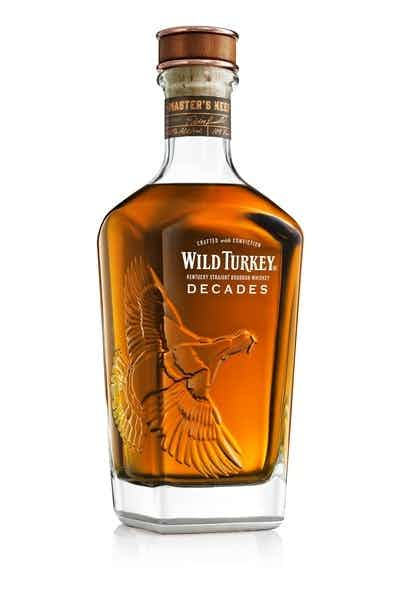 Wild Turkey Master's Keep Decades