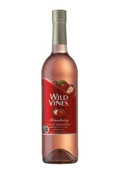 Wild Vines Strawberry White Zinfandel