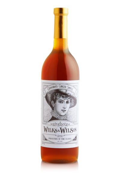 Wilks & Wilson Giovanna's Ginger Simple