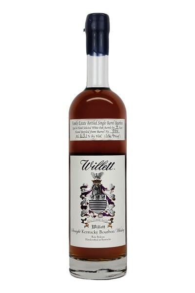 Willett Bourbon 9 Year