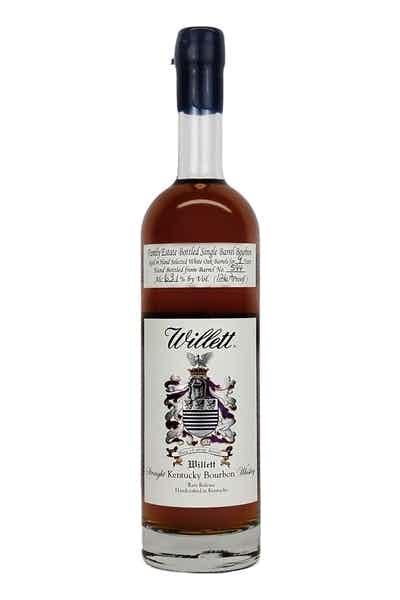 Willett Bourbon 9 Year