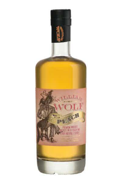 William Wolf Peach Whiskey
