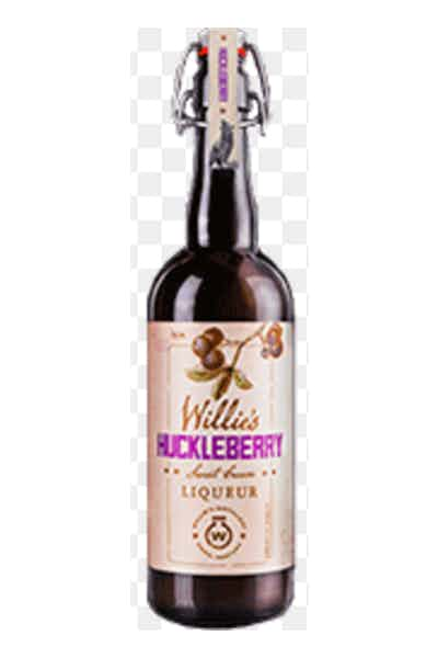 Willie's Montana Huckleberry Sweet Cream Liqueur