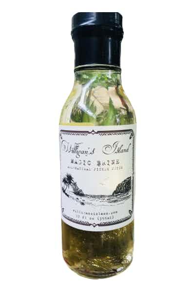 Willigan's Island Magic Brine All Natural Pickle Juice