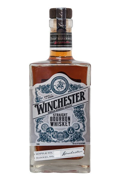 Winchester Single Barrel Select Bourbon