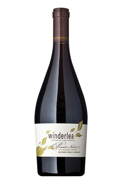 Winderlea Pinot Noir Winderlea Vineyard Dundee Hills