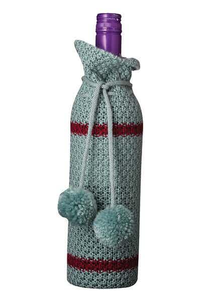 Wine Bottle Sweater