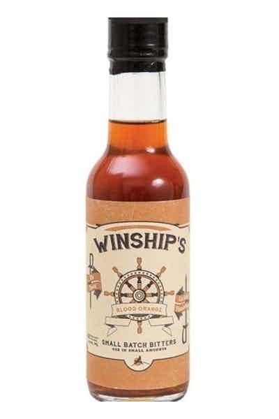 Winship's Blood Orange Bitters