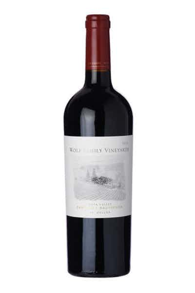 Wolf Family Cabernet 2012
