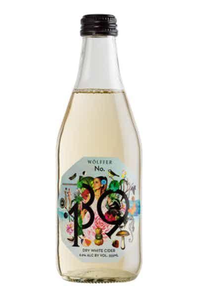 Wolffer Estate No. 139 Dry White Cider