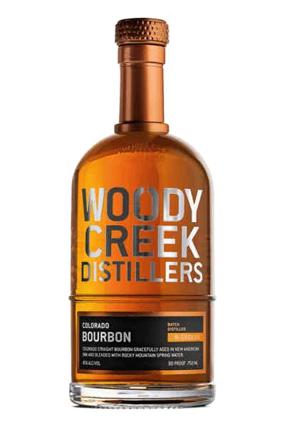 Woody Creek Distillers Bourbon