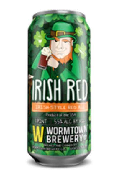 Wormtown Irish Red