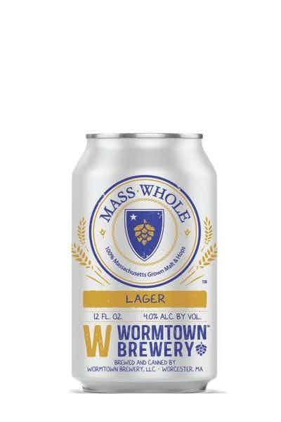 Wormtown Mass Whole Lager