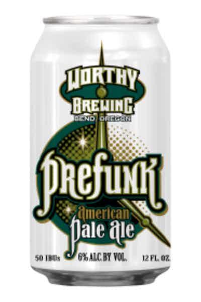 Worthy Prefunk Pale Ale