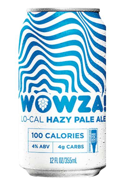 Deschutes WOWZA! Lo-Cal Hazy Pale