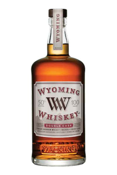 Wyoming Whiskey Double Cask Straight Bourbon Whiskey