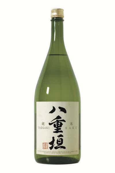 Yaegaki Junmai Sake