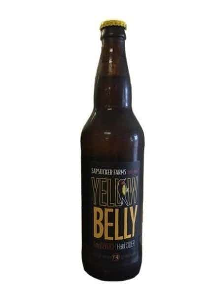 Yellow Belly Hard Apple Cider