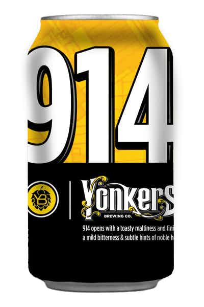 Yonkers 914 Vienna Lager