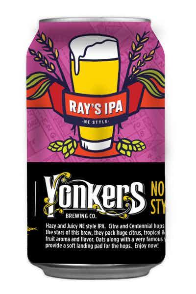 Yonkers Ray's NE IPA