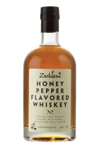 Zachlawi Honey Pepper Whiskey