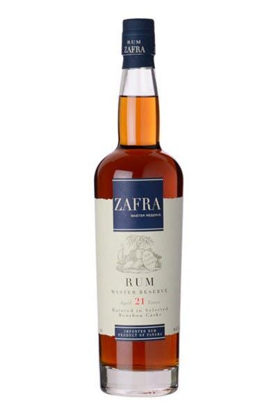 Zafra 21 Year Rum