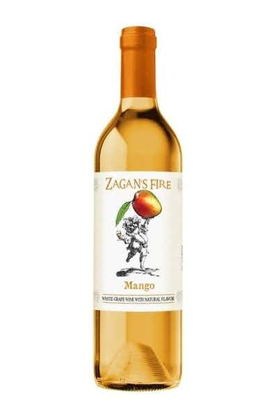 Zagan's Fire Mango Wine