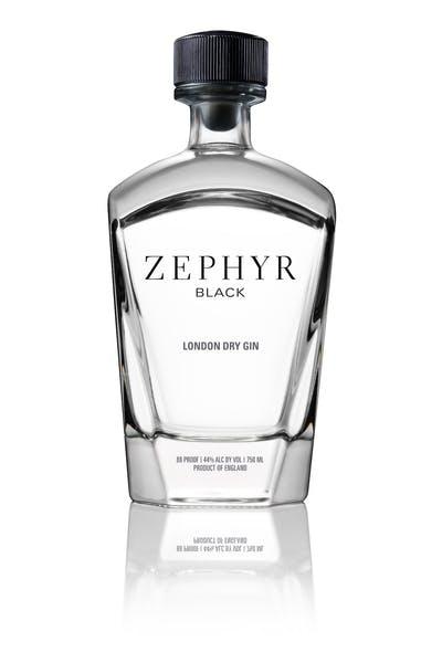 Zephyr Black Gin