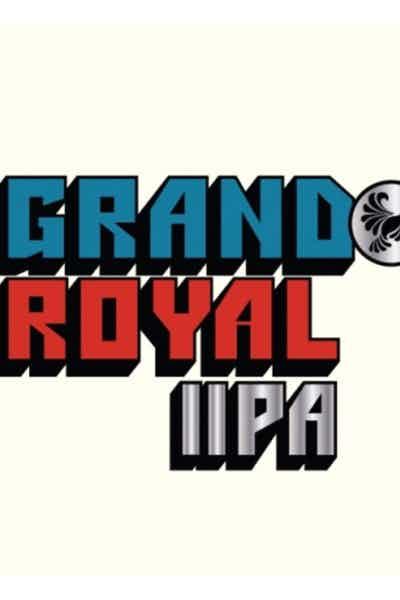 Zero Gravity Grand Royal Imperial IPA