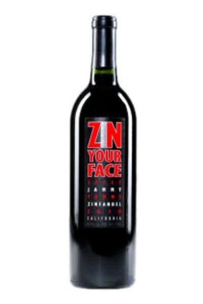 Zin Your Face Zinfandel
