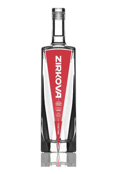 Zirkova Together Ultra Premium Vodka