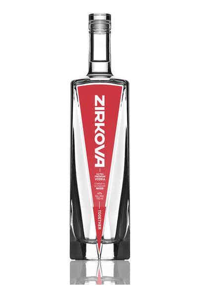 Zirkova Together Ultra Premium Vodka